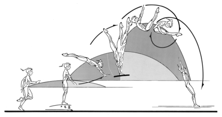 Champ Gym  Illustration